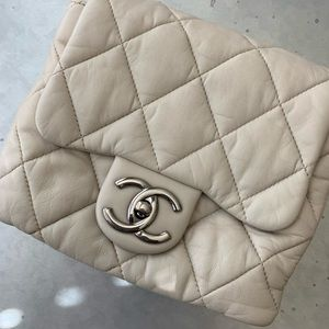 Chanel Classic Flap Mini Square Handbag